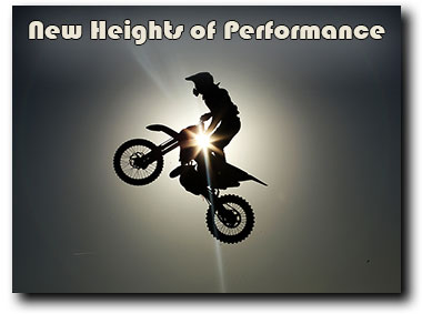 Reach New Heights of Performance